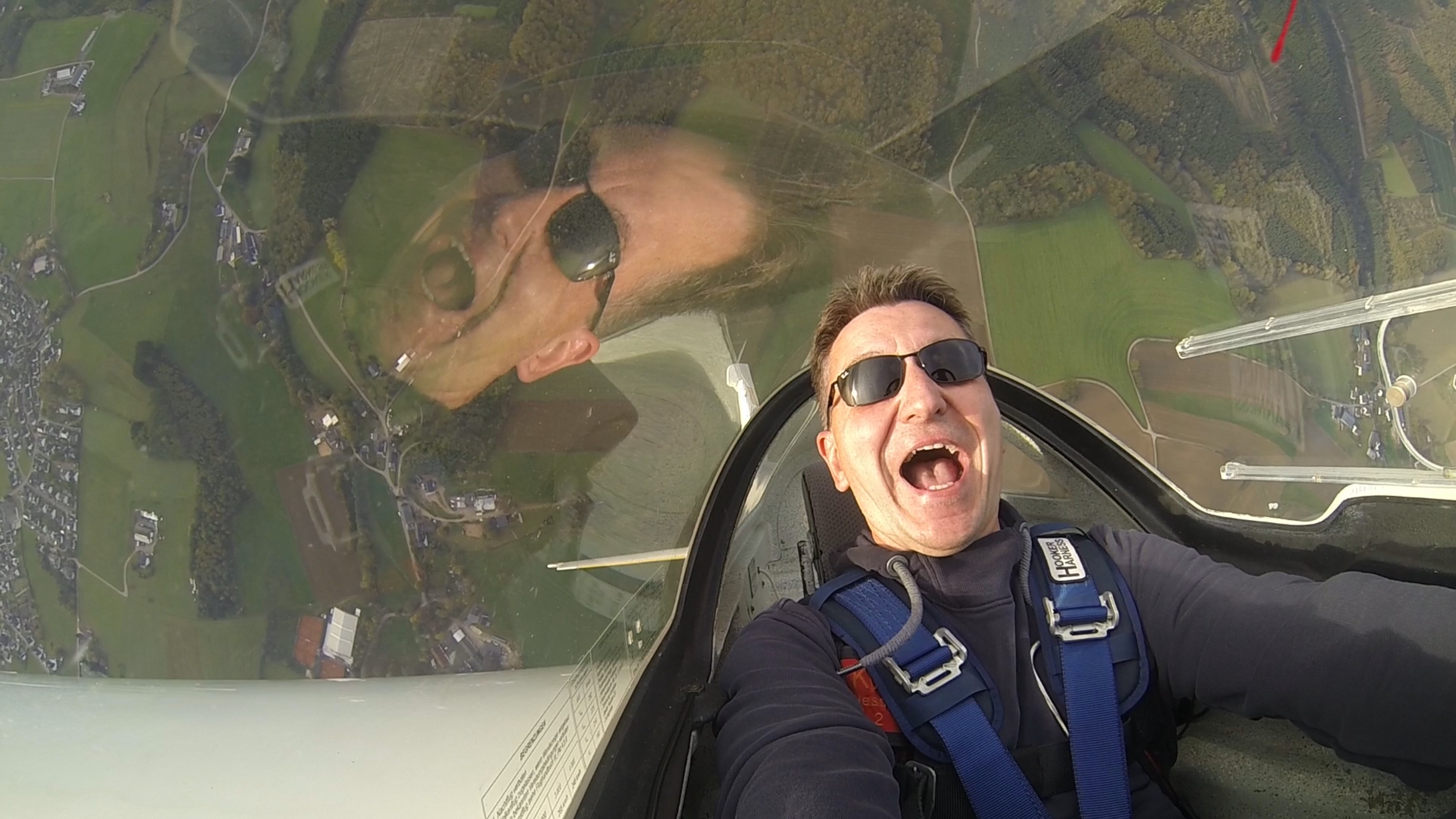 Segelkunstflug – Lehrgang erfolgreich